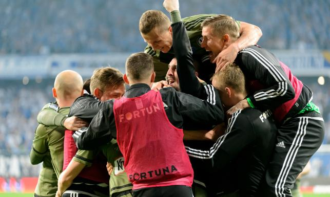 Lotto Ekstraklasa: Wielkie emocje w meczu Lech - Legia. Hamalainen katem swojego byłego klubu