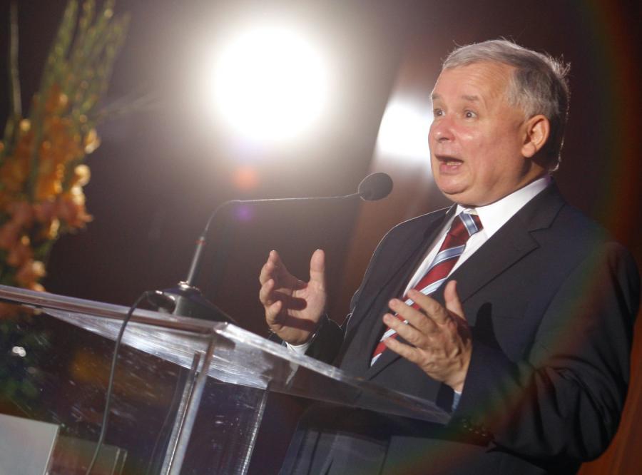 Kaczyński: Nigdy nie było telewizji PiS