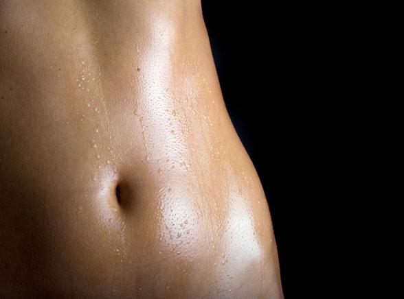 Sekrety płaskiego brzucha
