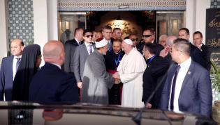 Papież w Egipcie