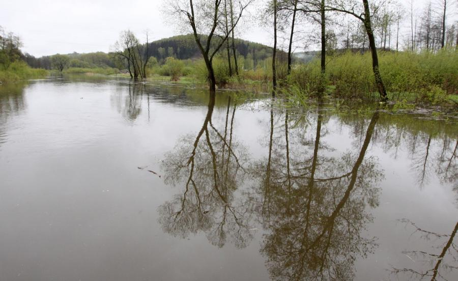 wysokie stany rzek