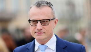 Na zdjęciu archiwalnym z 21.03.2017 r. szef prezydenckiego Biura Prasowego Marek Magierowski.