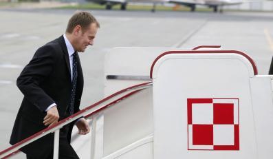 Premier leci do Davos ratować gospodarkę