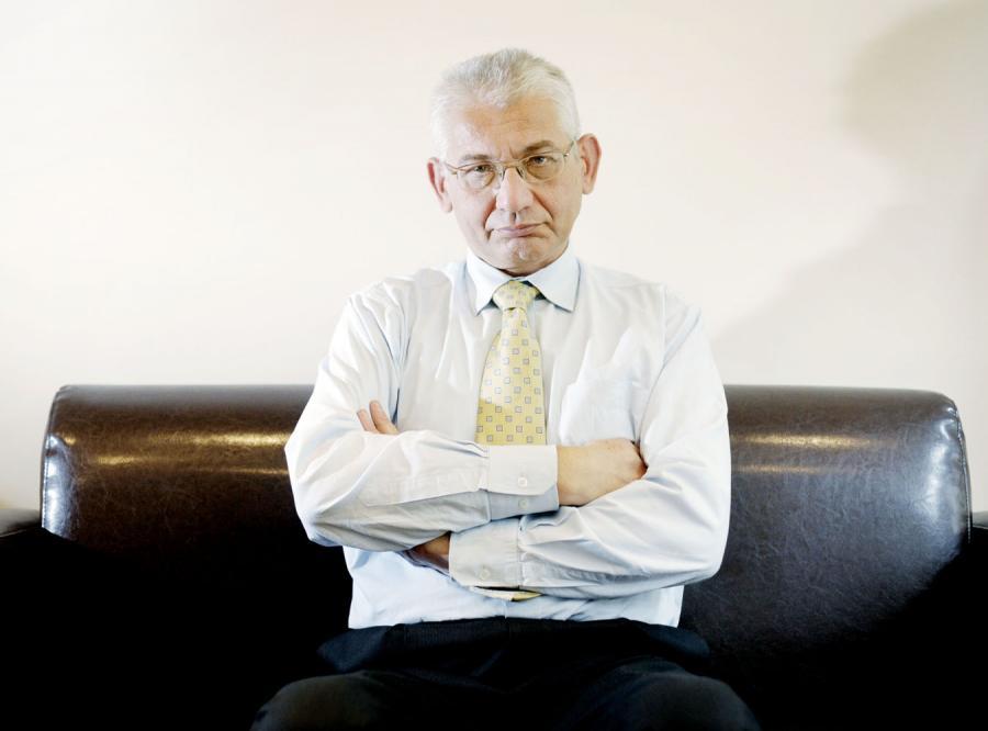 Dorn: Nie będę rozmawiał z panem Kaczyńskim