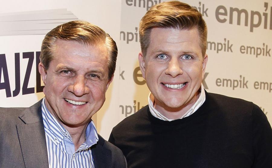 Zygmunt Chajzer i Filip Chajzer