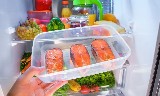 Przechowywanie ma znaczenie. By jedzenie zachowało świeżość i nie straciło swych wartości