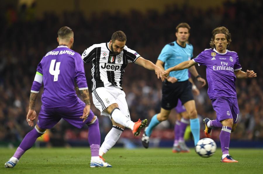 Juventus Turyn - Real Madryt
