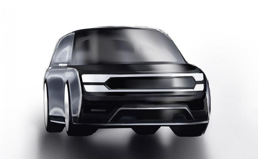 MAZ to projekt nadesłany przez Michała Żółkiewskiego i Konrada Kędzierskiego. Nam przypomina forda edge pierwszej generacji