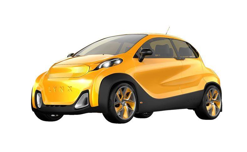 One One Lab chce by tak wyglądał polski samochód elektryczny. Nazwali go LYNX