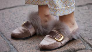 Aksamitne buty