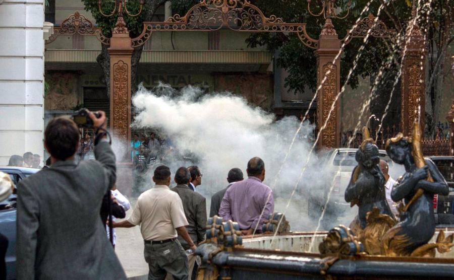 Wenezuela po możliwej próbie przeprowadzenia zamachu stanu