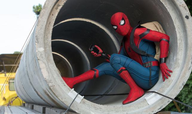 552db7ffad283 Wydarzeniem jest nie tyle sam powrót Spider-Mana – jak sądzę