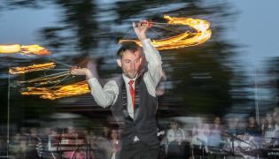 "Ruszył festiwal ""Śladami singera"""