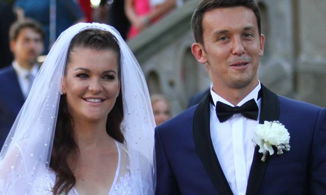 Agnieszka Radwańska wyszła za mąż. Szczęśliwym wybrankiem jest jej sparingpartner Dawid Celt