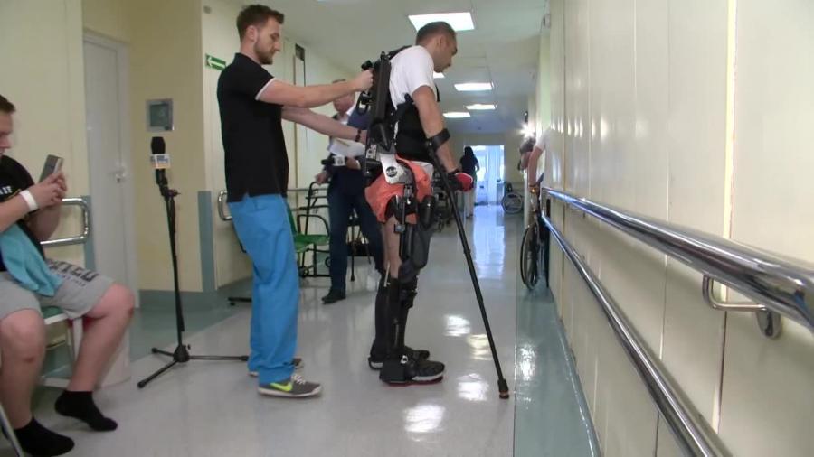 Postępy w rehabilitacji Golloba