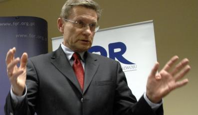 Balcerowicz nie chce kierować PKO BP