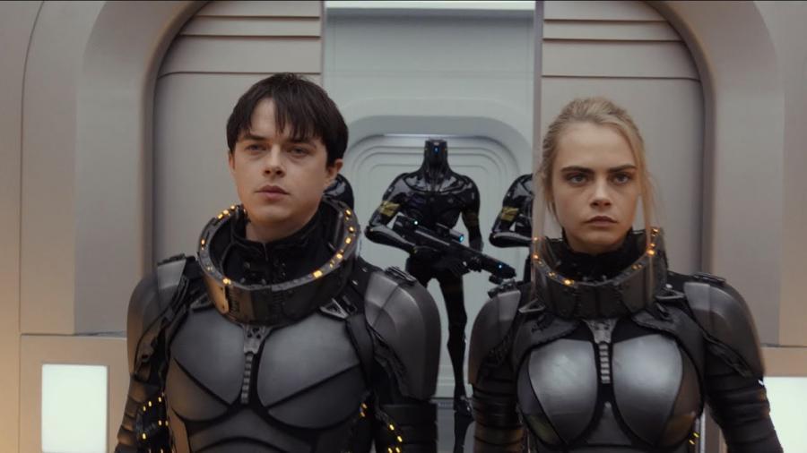 """Kadr z filmu """"Valerian i miasto tysiąca planet"""""""