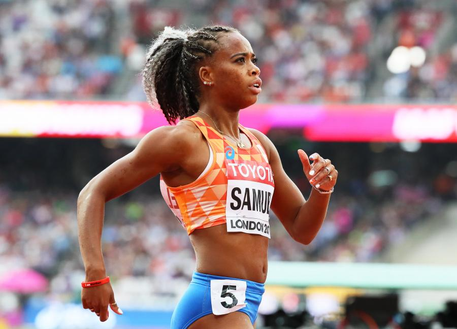 Jamile Samuel