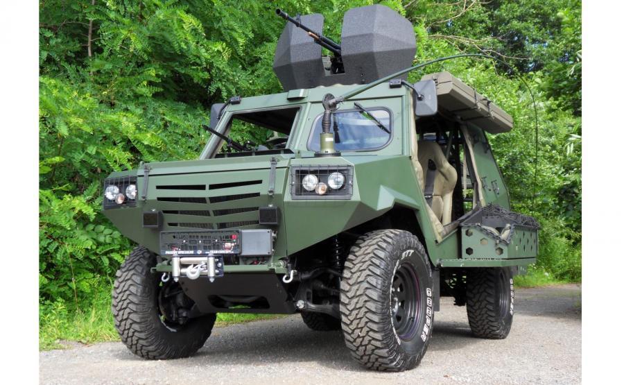 Firma z Bielska-Białej buduje pojazdy dla wojska