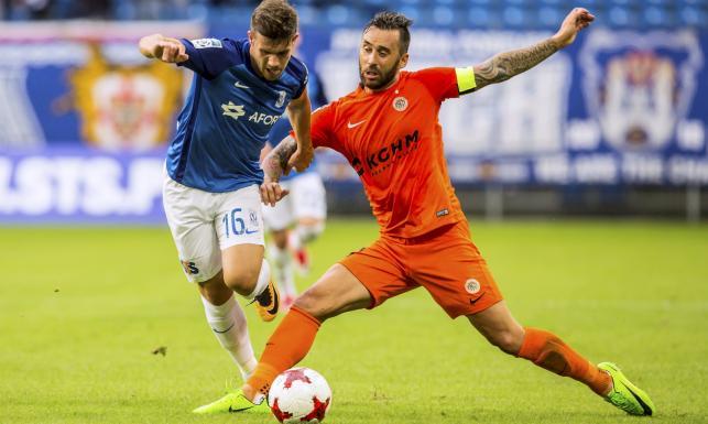 Ekstraklasa: Lech Poznań bez kompletu punktów