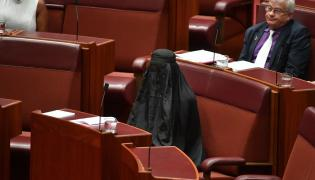 Australijska senator Pauline Hanson