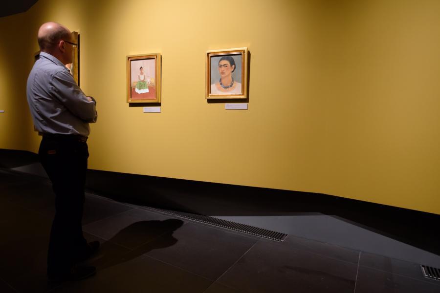 Frida Kahlo i Diego Rivera. Polski kontekst (10)