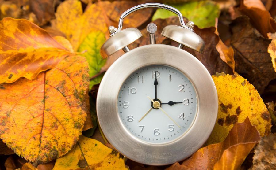 Przestawiłeś zegarek?
