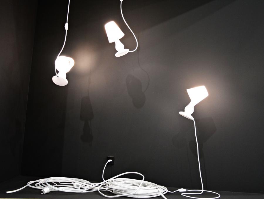 Lampa lewitująca