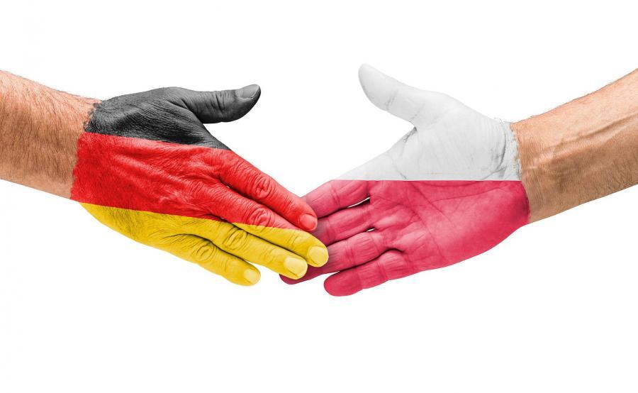 Niemcy pracują w Polsce