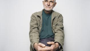 Jan Doktór, fot. Darek Golik