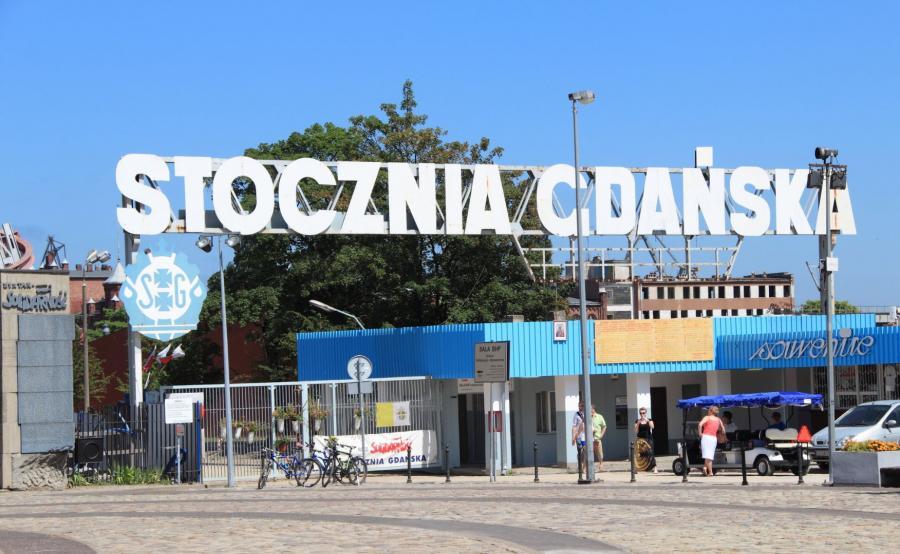 Brama Stoczni Gdańskiej