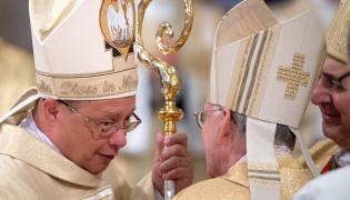 Ingres arcybiskupa Grzegorza Rysia