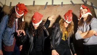 Tak, to jest zespół Metallica; fot. Ulf Magnusson