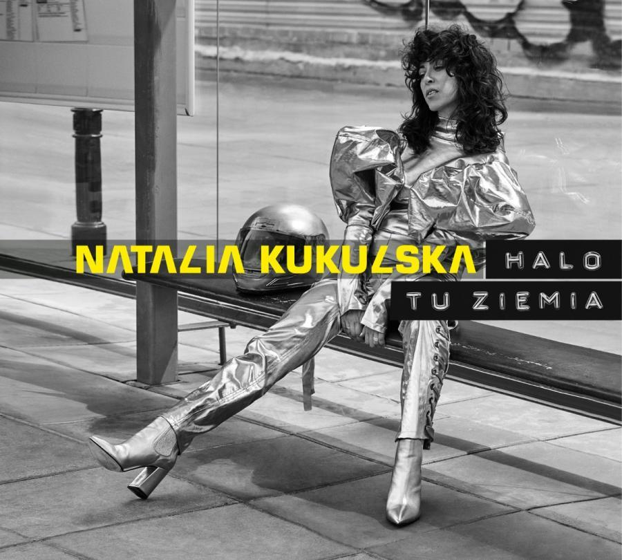 """Natalia Kukulska """"Halo tu Ziemia"""" Wydawnictwo Agora"""