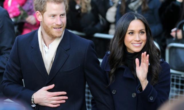 Tłum oszalał: książę Harry i Meghan Markle pierwszy raz oficjalnie razem. FOTO