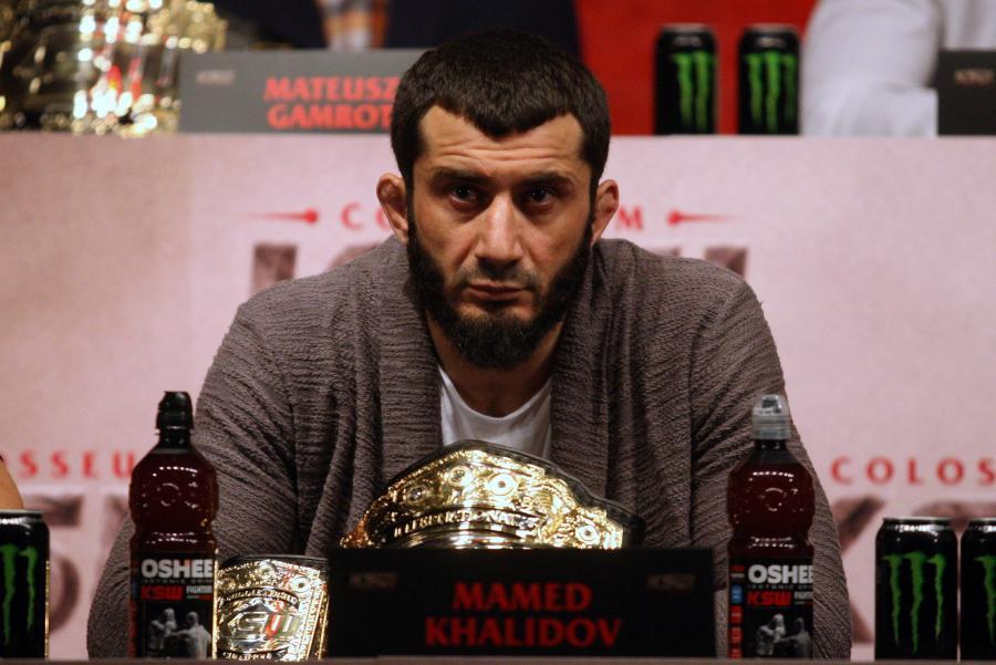 Mamd Khalidov