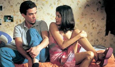 """Audrey Tautou i Romain Duris w filmie """"Smak życia"""""""