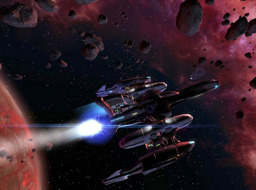 X3: Konflikt terrański. Gra dla pasjonatów