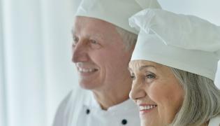 Dieta seniora wpływa na długość życia