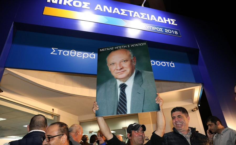 Wybory prezydenckie na Cyprze