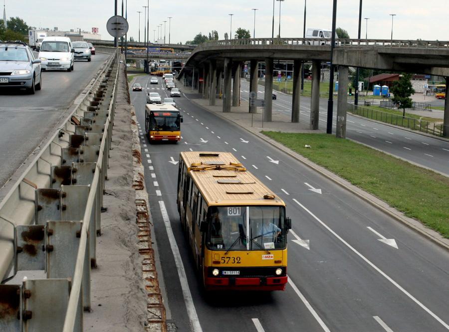 Stołeczna ulica Modlińska będzie szersza