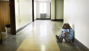 Dziecko w depresji
