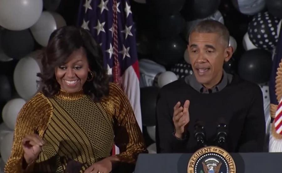 Barack i Michele Obama