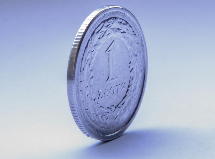 Polska waluta coraz słabsza