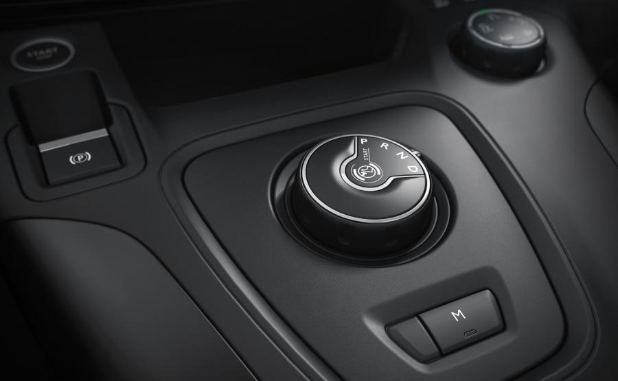 Opel Combo Life  - ośmiobiegowy automat dostarcza japońska firma Aisin