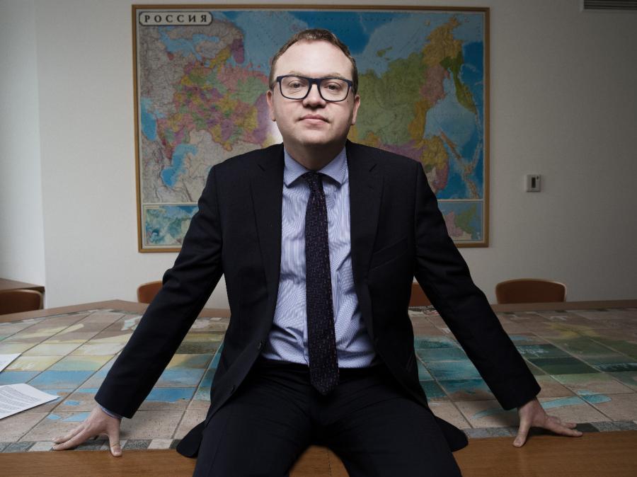 Adam Eberhardt, politolog, dyrektor Ośrodka Studiów Wschodnich
