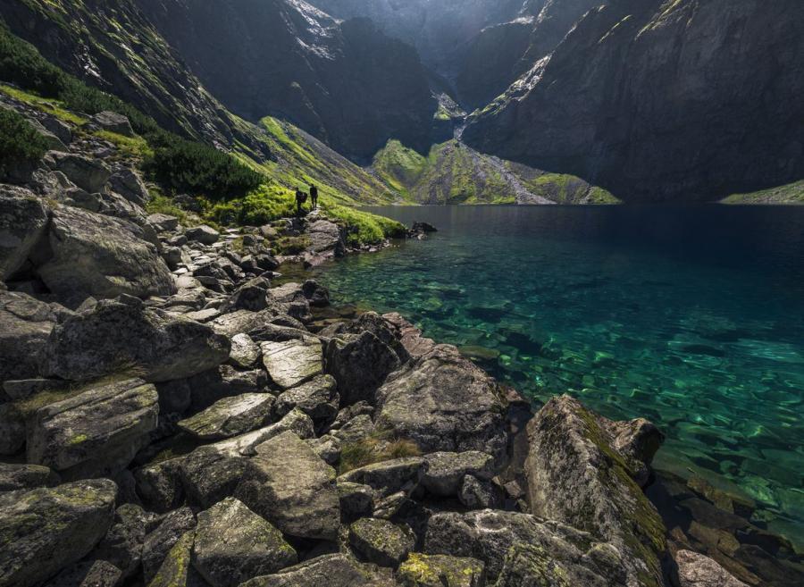 """Tatry / Fot. Karol Nienartowicz / """"Górskie wyprawy fotograficzne"""""""