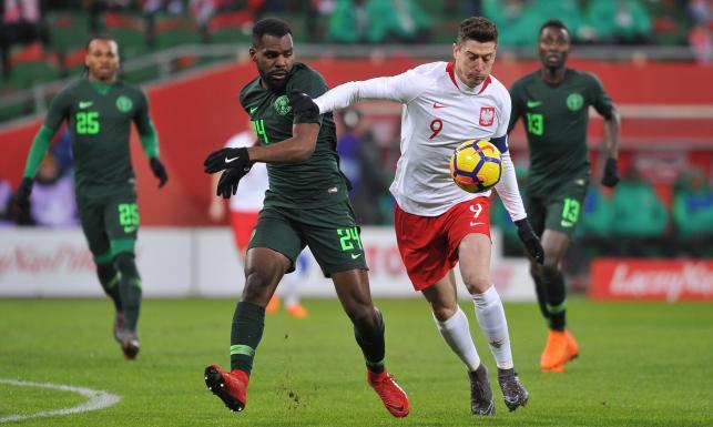 Nieudany eksperyment. Reprezentacja Polski przegrała z Nigerią 0:1