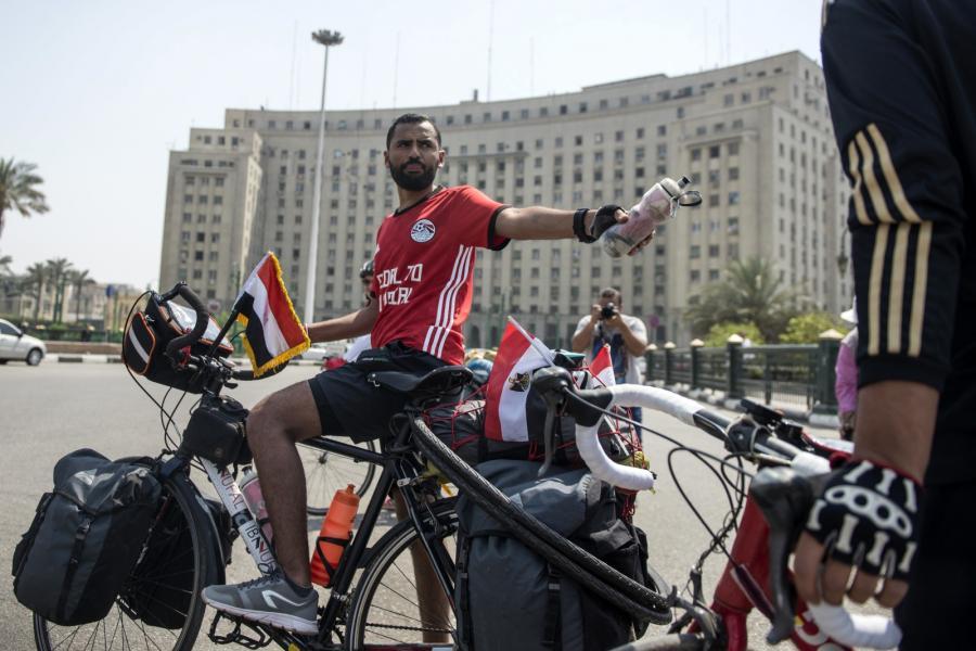 Mondial/Russie 2018: Un Égyptien prend une incroyable décision pour vivre l'évènement