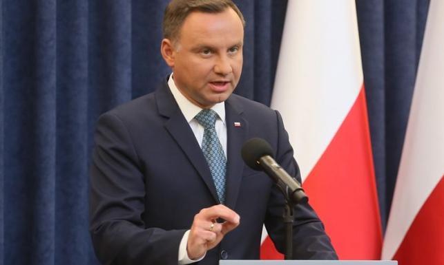 Andrzej Duda o drugim postulacie rodziców niepełnosprawnych: W skali kraju to kwota 9 mld zł, to nie są żarty